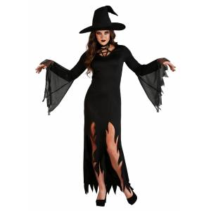 FUN Costumes Women's Coven Countess Witch Costume  - As Shown - Size: Large