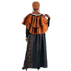 FUN Costumes Coven Mistress Women's Costume  - Brown/Green - Size: Medium