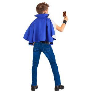 FUN Costumes YuGi Boy's Costume Yu-Gi-Oh   Anime Costume for Boys  - Black/Blue - Size: Large