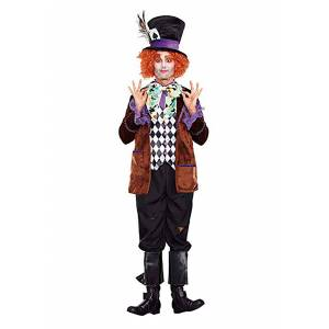 Dreamgirl Hatter Madness Costume for Men