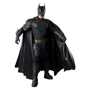 Rubies Costume Co. Inc Dark Knight Authentic Batman Halloween Costume  - Black - Size: Medium