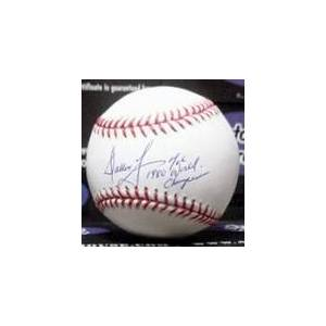 Autograph Warehouse 301770 1980 Dallas Green Autographed Baseball - OMLB Philadelphia Phillies Manager