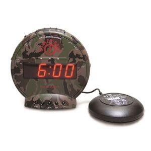 Sonic Alert SA-SBC575SS Bunker Bomb - Vibrating Alarm Clock