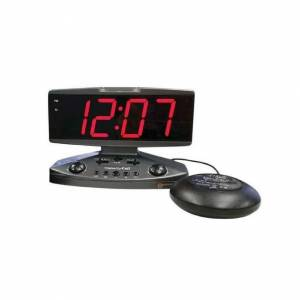 Geemarc SA-AMPLICALL500 Wake Up Call Alarm Clock with Telephone Alerts