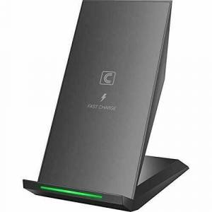 Comprehensive Connectivity CPWR-QI110 Comprehensive Qi-Certified 10 Window Wireless Fast Charging Stand