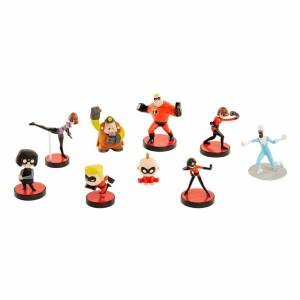 Misc. Novelty & Toys 74896PDQ Incredibles 2 Blind Box, Assorted Color - Pack of 24