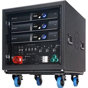 DYNACORD DYN-SR20TGX-US 3 x TGX20-US Amplifier System Rack
