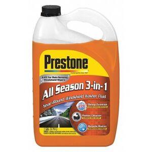 PRESTONE AS658 1 gal All Season 3 in 1 Washer Fluid - Pack of 216
