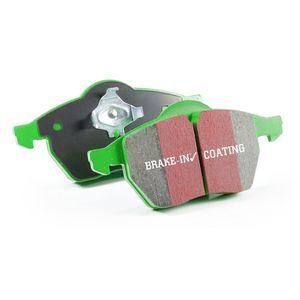 EBC BRAKES DP61855 Greenstuff 6000 Series Brakes Pads for 2010-2014 Ford F-150