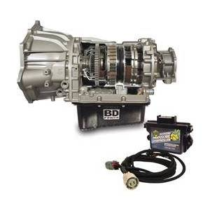 BD Doese; BD Diesel B70-1064754 Auto Transmission Assembly for 2011-2016 Chevrolet Express 3500