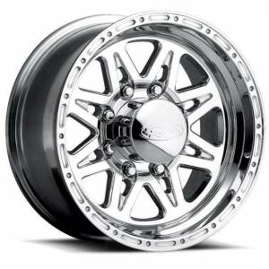 RACELINE 5BZ6806000 16 x 8 in. 6 x 139.7 0MM Renegade 8 Wheel - 935BZ