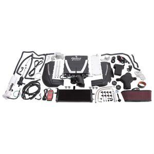 EDELBROCK EDL1575 E-Force Grand Sport Corvette Dry Sump LS3 Supercharger Street Legal Kit for 2010-2013 Chevrolet V8