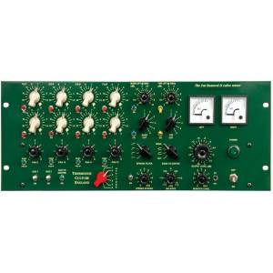 Thermionic Culture FATBUSTARDIILEGN Limited Edition 12 Channel Summing Mixer with EQ, Green