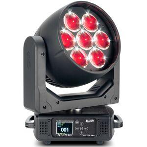 Elation ELAT-RAY760 Rayzoy 760 LED Wash Effects Fixture - 7 x 60W OSRAM RGBW LED with Pixel Control