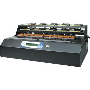 FULL CIRCLE® ILY Enterprise ILY-DM-HE6-5M09P 9 Target Pcie NVME & SATA SSD Duplicator - 2.5 in.
