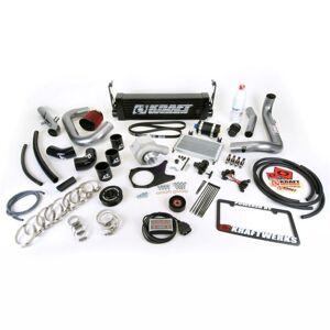 KraftWerks 150-05-1401 Supercharger Kit with FlashPro for 2006-2011 Civic