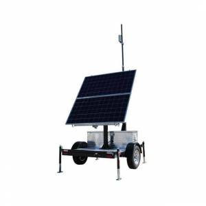 Tycon Systems RPMS24-360-650 Mobile Solar Power System 24V 360Ah Battery - 600W Solar