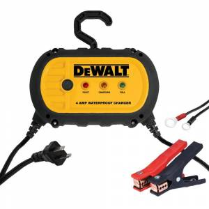 Baccus Global 269275 Dewalt 4A Professional Charger & Maintainer