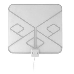 Spectrum Antenna SP-513 Beam Flat Indoor Passive HDTV Antenna, White