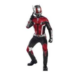 Rubie s Costume Co Inc Rubies Costume 280392 Marvel - Ant-Man & the Wasp Grand Heritage Mens Ant-Man Costume, Medium