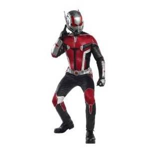 Rubie s Costume Co Inc Rubies Costume 280393 Marvel - Ant-Man & the Wasp Grand Heritage Mens Ant-Man Costume, Plus Size