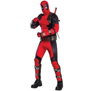 Rubies 273787 Deadpool Grand Heritage Adult Costume - One Size