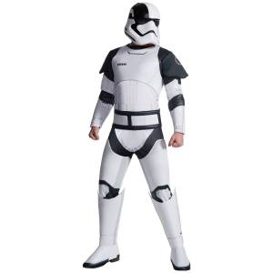 Rubies 271836 Star Wars Episode VIII - The Last Jedi Deluxe Adult Executioner Trooper Costume - Extra Large