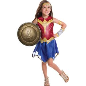 Rubies Costumes Rubies 274405 Justice League Wonder Woman 12 Shield - One Size