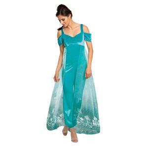 Morris Costumes DG89183F Jasmine Deluxe Adult Jumpsuit, Size 8-20