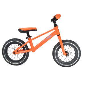 Kiddimoto MT1 Metal Balance Mountain Bike - Matt Orange