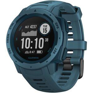 Garmin 010-02064-04 Instinct GPS Watch, Lakeside Blue