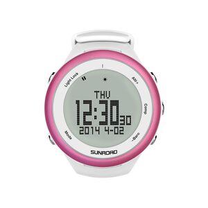 SUNROAD FR852A Purple Outdoor Smart Sports Watch, Purple