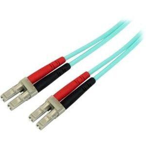 Startech 450FBLCLC3 3 m Aqua Fiber Cable