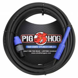 Ace Products Group PHSC50S14 50 ft. Speaker Cable, SpeakOn to 0.25 in.