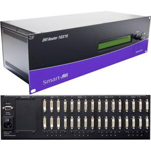 Smart AVI SmartAVI SAVI-DVR16X16 DVI-D 16 x 16 Matrix Switcher & Router