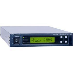 FOR-A FORA-EDA-1000 1U Half Size SDI Audio & Video Delay Unit & Distributor - Supports 4K