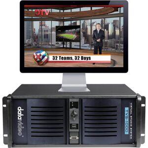 POLARMADE PRODUCTS INC Datavideo DV-TVS-1000 Trackless Virtual Studio System