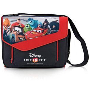 Disney PL2031 Infinity Play Zone Messenger Bag