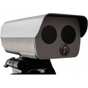 Tempracam TEM-PRO Pro Thermal Imaging Camera System - 360 People Per Minute & 13 in. Laptop with Software Included - PPE