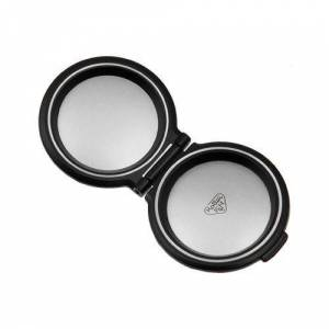 Fotodiox Cap-Rol-B3f28 Pro Lens Cap for Rollei TLR Camera with Bay III F2.8 Take Lens, Matte Black