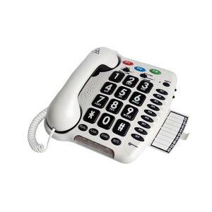 Teledynamics GM-AmpliCL100 Amplified Big Button Telephone
