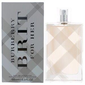 Burberry awbrit34s Brit by , Eau De Toilette Spray for Women - 3.4 oz.