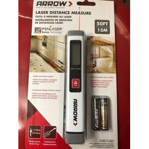 Arrow P15C Measuring Pen Laser, White
