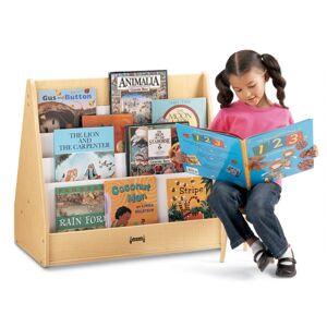 Jonti-Craft 3508JC011 Maplewave Pick-A-Book Stand- 1 Sided
