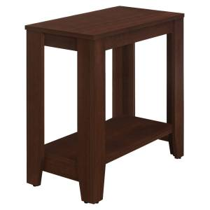 Monarch Specialties I 3148 Accent Table, Cherry