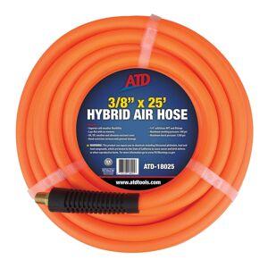 ATD Tools Inc ATD Tools ATD-18025 25 ft. Hybrid Air Hose