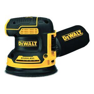 DeWalt 2862977 20V MAX XR 5 in. Cordless Brushless Random Orbit Sander, 20 V, 12000 opm - Black & Yellow