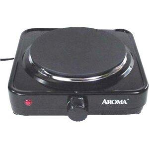 Aroma AHP-303 Single Hot Plate  Black