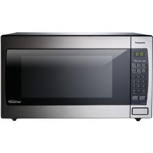 Panasonic NN-SN966SR 2.2 cu ft. Microwave Oven Luxury MWO Inverter 1250 watt