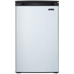 Magic Chef MCAR440ST 4.4 cu. ft. Refrigerator with Glass Shelves, Vegetable & Crisper Estar
